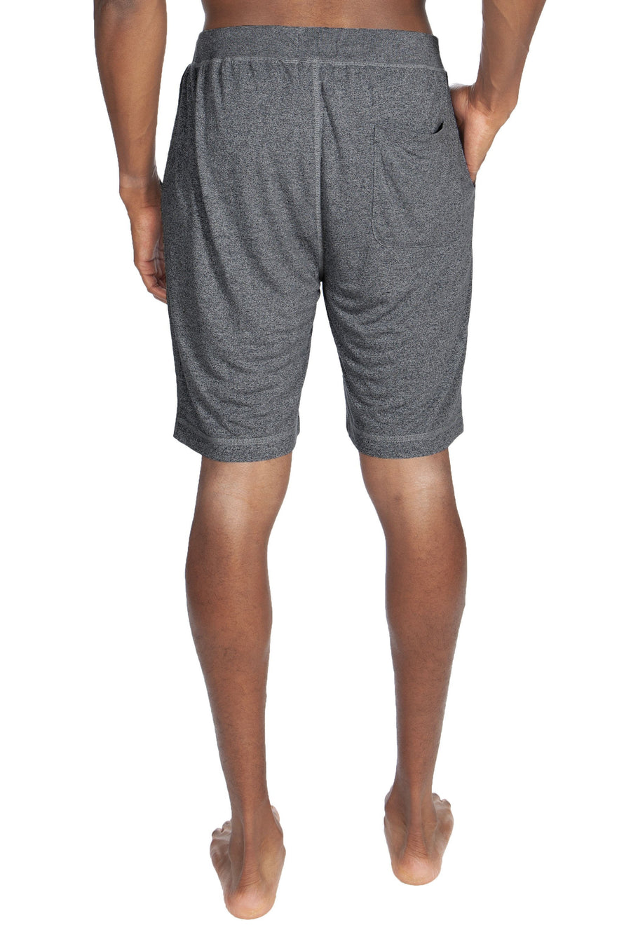 Poly Viscose Lounge Short