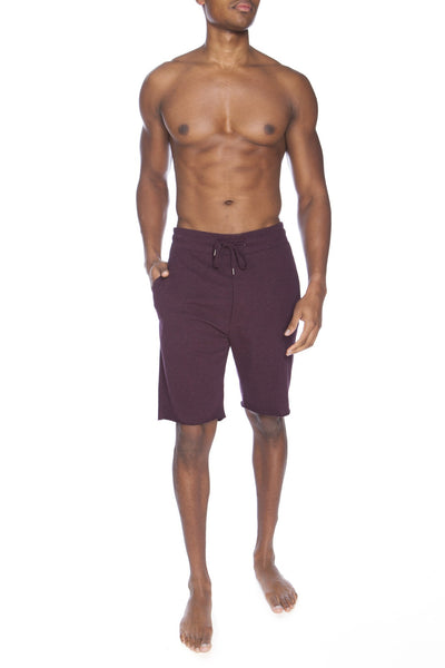 Light Weight Jersey Raw Finished Lounge Short