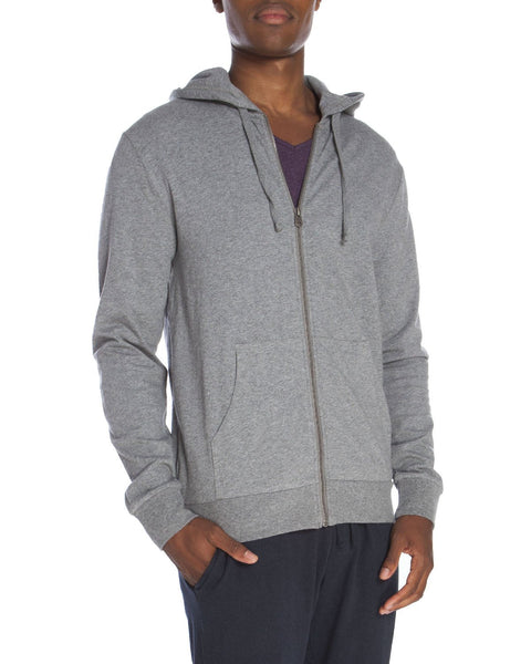 Light Weight Zip Up Hoodie