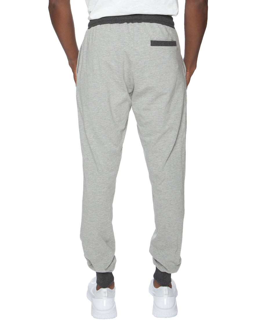 Contrasted Cuffed Lounge Pant