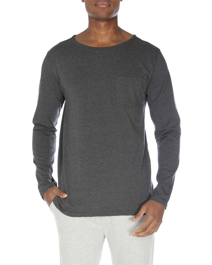 Light Weight Long Sleeve Shirt Pocket