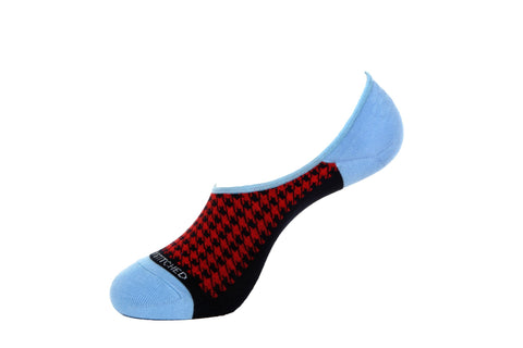 Melange-No Show Sock