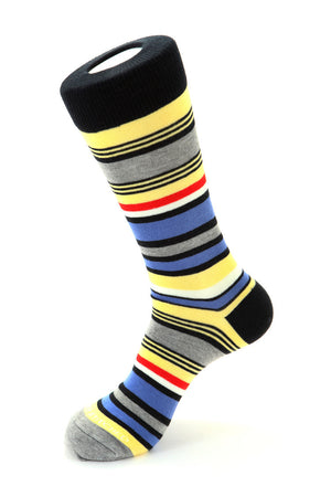 Elegant Stripe Sock