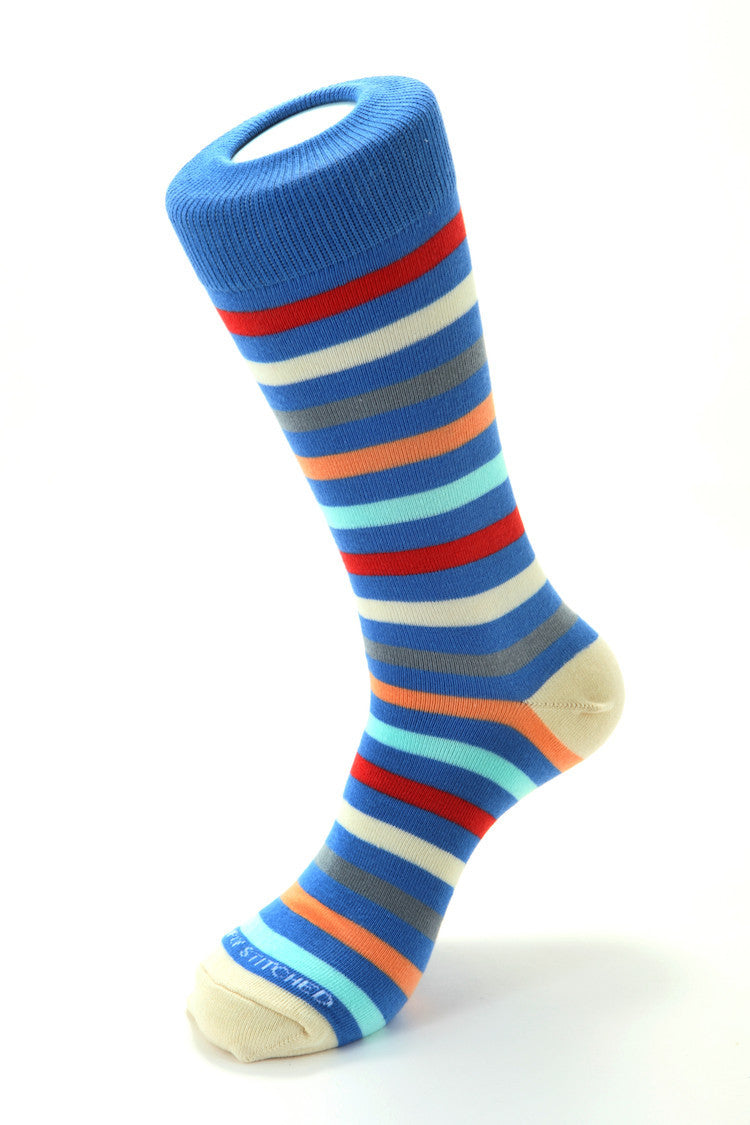 Standard Stripe Sock
