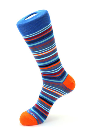 Hollow Stripe Sock
