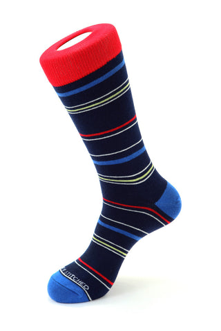Meadow Stripe Sock