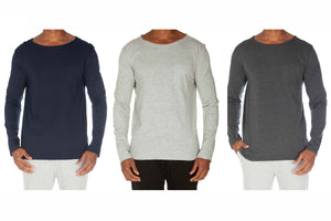 Light Weight Long Sleeve Pocket T Value Pack