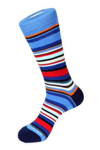 Mini Multi Stripe Sock