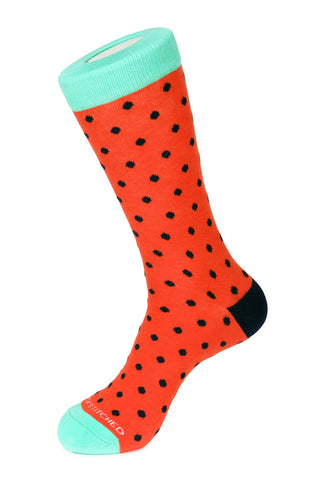 Lazy Dot Sock