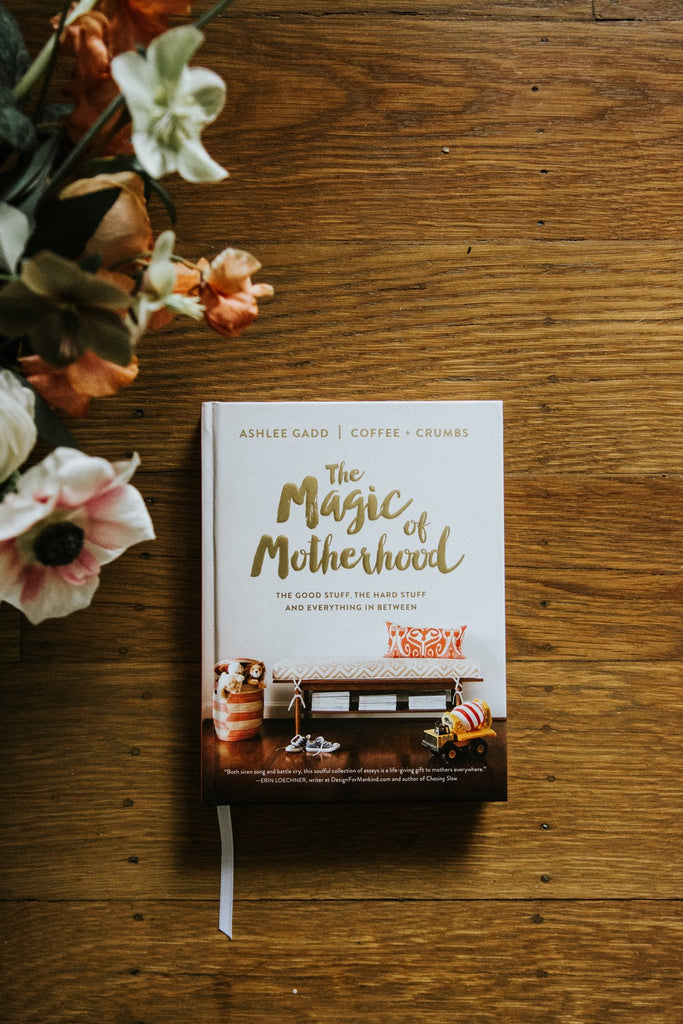 The Magic of Motherhood Book