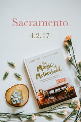Sacramento Book Launch Party