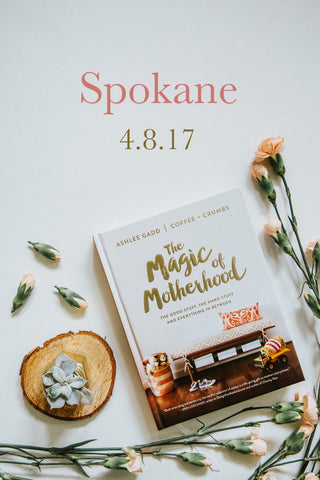 Spokane Book Launch Party