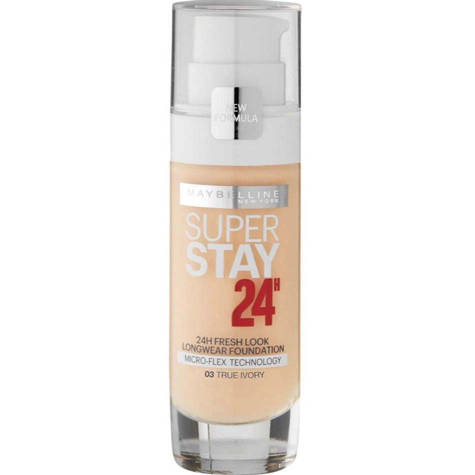 Maybelline Superstay 24HR Fresh Look Foundation 30mL