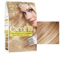 L'Oreal Excell10' Permanent Hair Colour