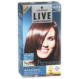 Schwarzkopf Live Salon Permanent Hair Colour