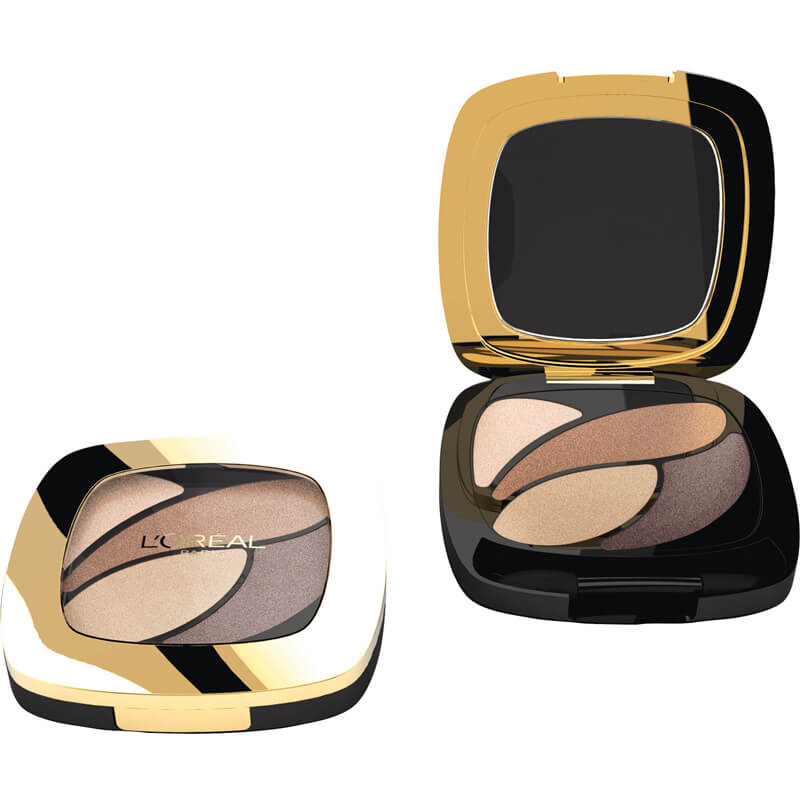 L'Oreal Color Riche Ombre Eyeshadow Quad
