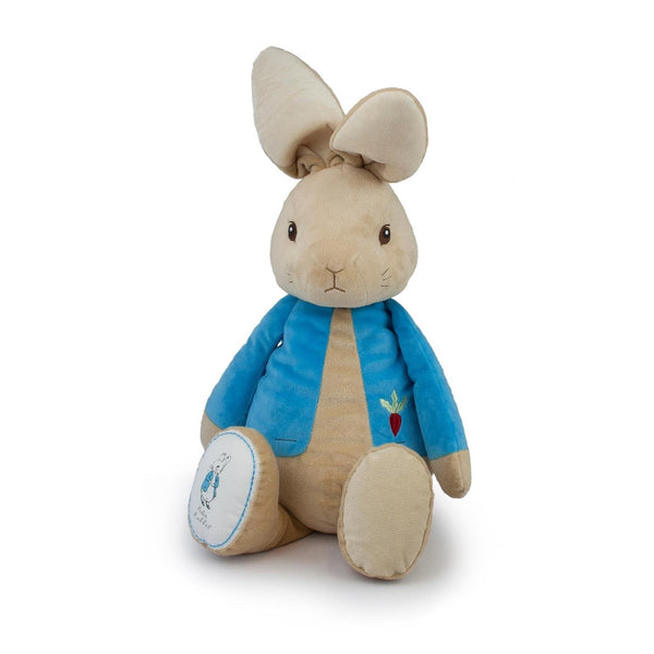 Giant My First Peter Rabbit 40cm Sitting Down - 75cm Ear to Toe