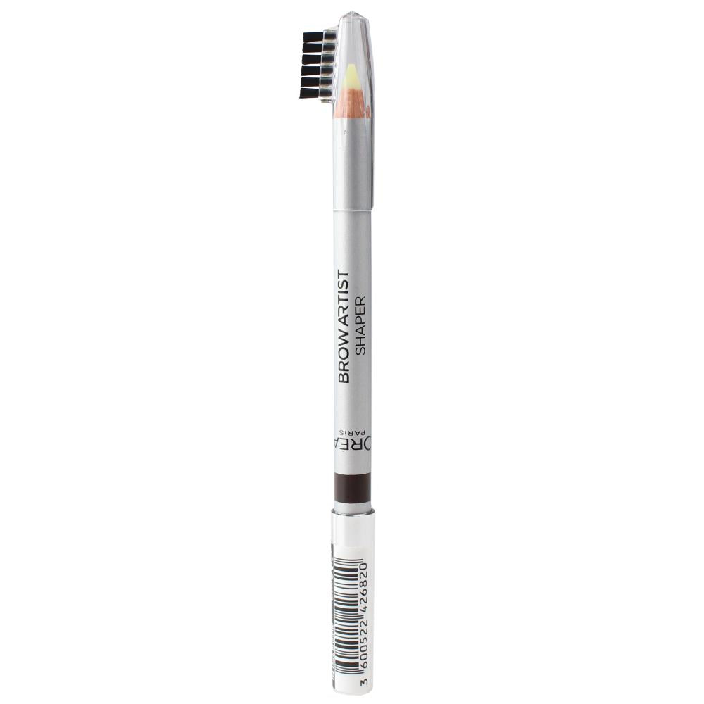 L'Oreal Brow Artist Shaper Eyebrow Pencil 04 Dark Brunette