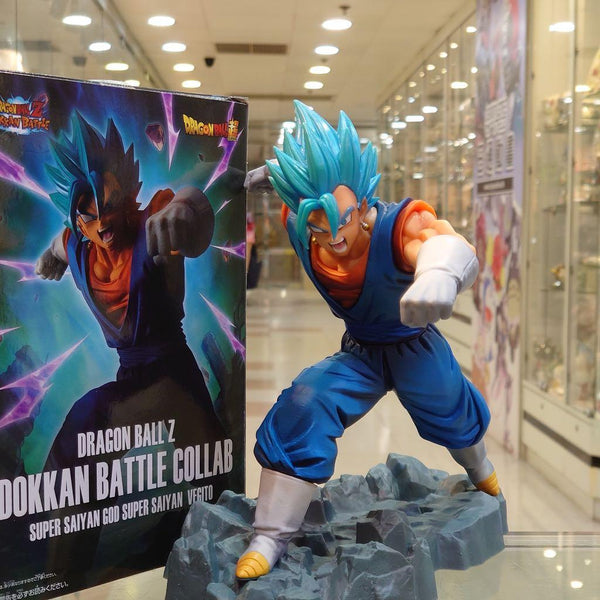 Dragon Ball Z: Super Saiyan God Super Saiyan Vegito Dokkan Battle Collab Figure