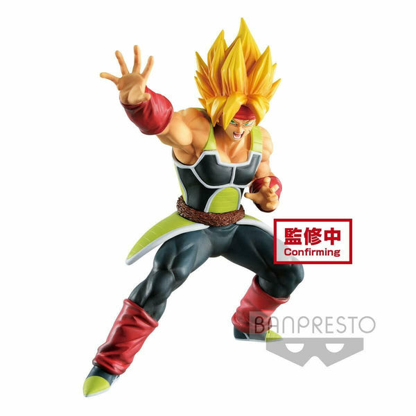 DBZ Banpresto Dragon Ball Z notorious junior warrior Bardock Figure