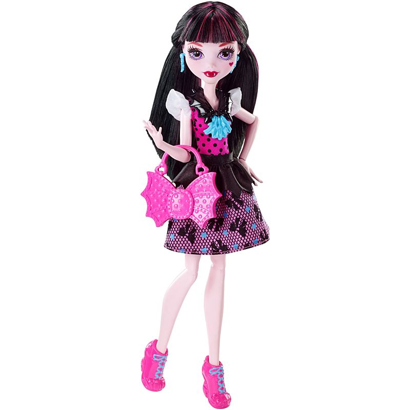 Monster High First Day of School Draculaura Doll DNW98