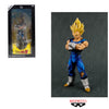 Banpresto Dragon Ball Z - Grandista Super Saiyan Vegeta Manga Dimensions Figure