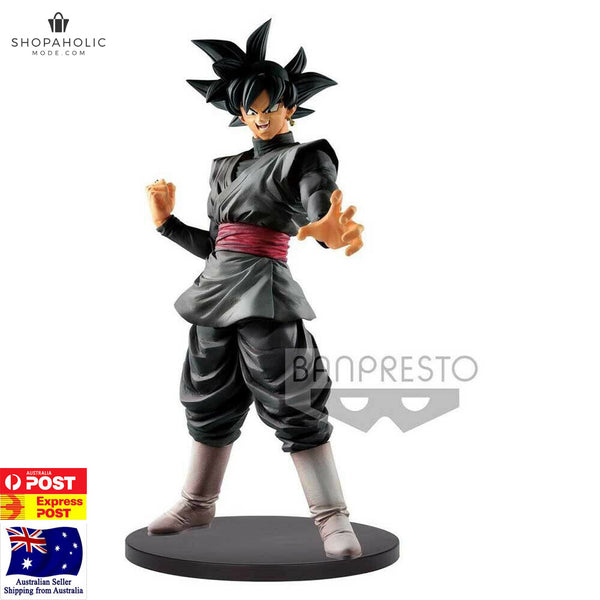 Dragon Ball Legends Collab PVC Statue Goku Black 23 cm Banpresto
