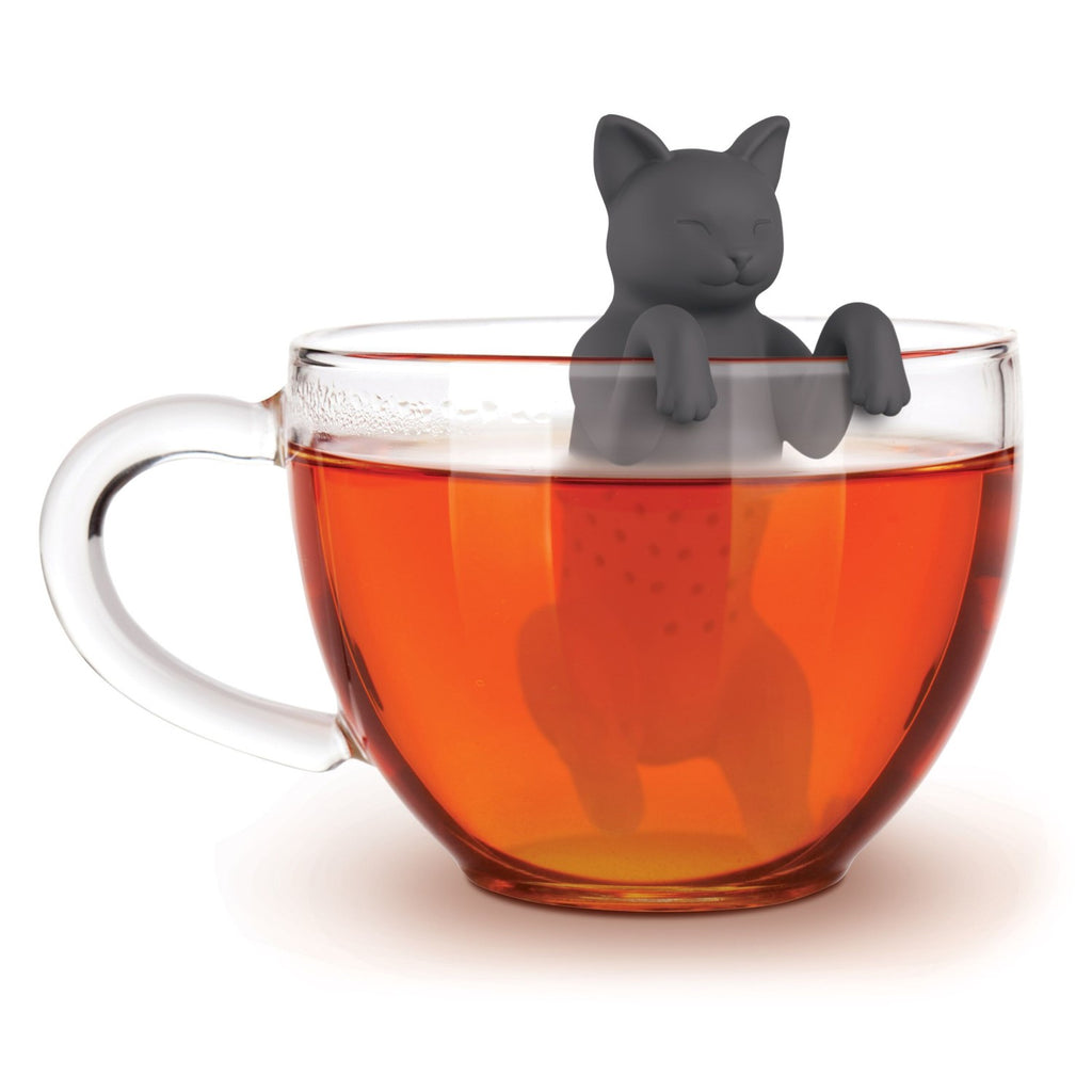 Fred Purr Tea - Cat Tea Infuser - Silicone BPA Free