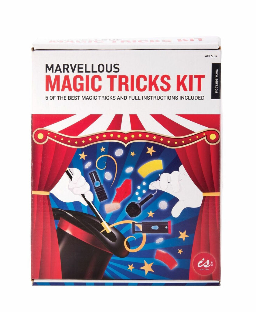 IS GIFT Marvellous Magic Tricks Kit