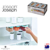 3pc Joseph Joseph CupboardStore Shelf Storage Food Container Set
