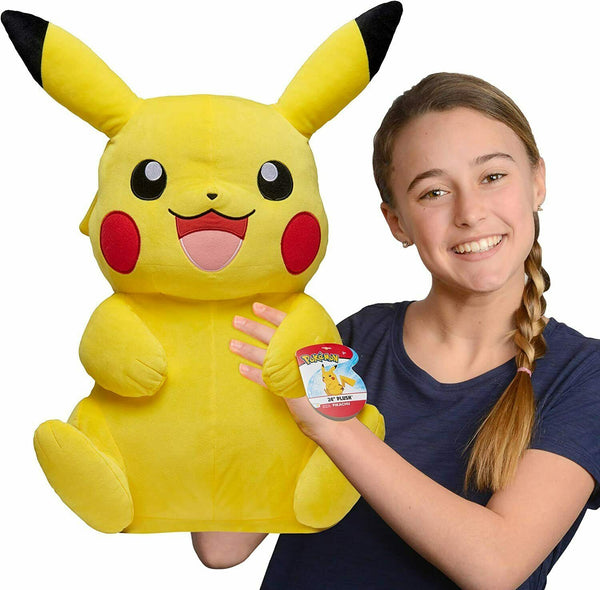 Licensed Official Pokemon Pikachu 24