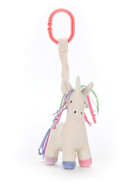 Jellycat Lollopylou Jitter - Vibrating Plush Unicorn
