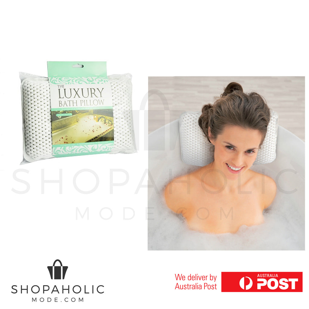 Luxury Spa Pillow Bath Pillow