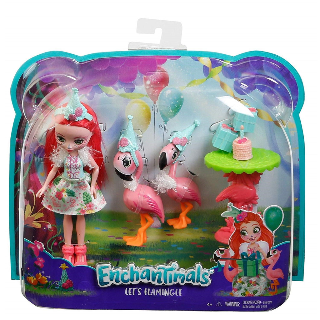 Enchantimals Doll Themed Playset