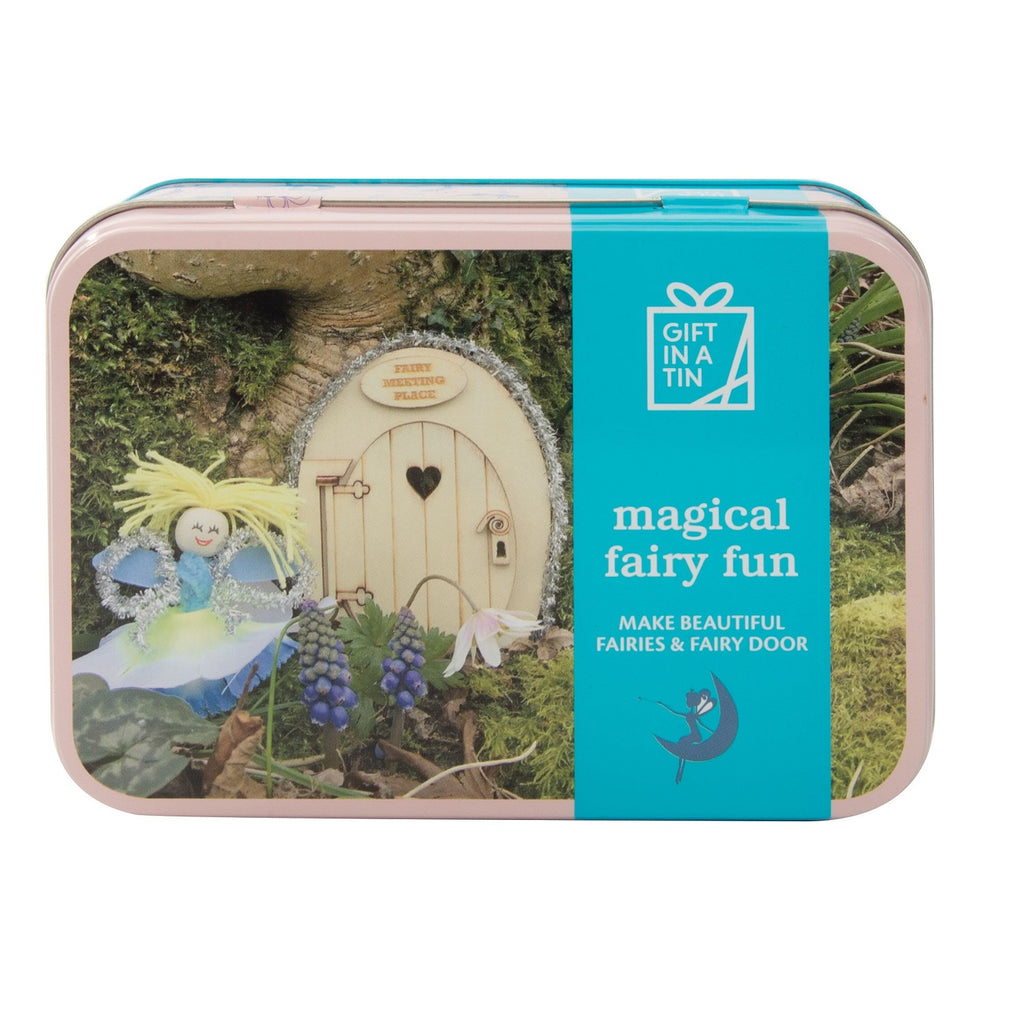 Apples to Pears Magical Fairy Fun in a Tin