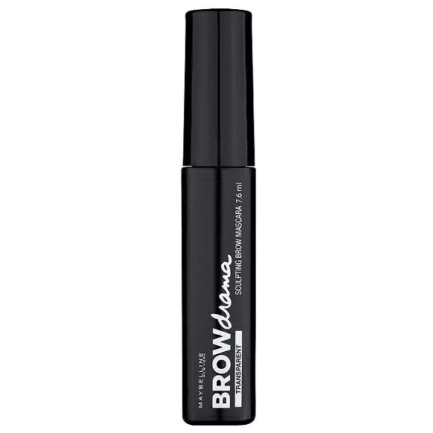 2 x Maybelline Sculpting Brow Mascara - Transparent