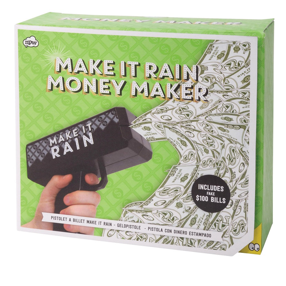 Make it Rain – Money Maker | Cash Gun