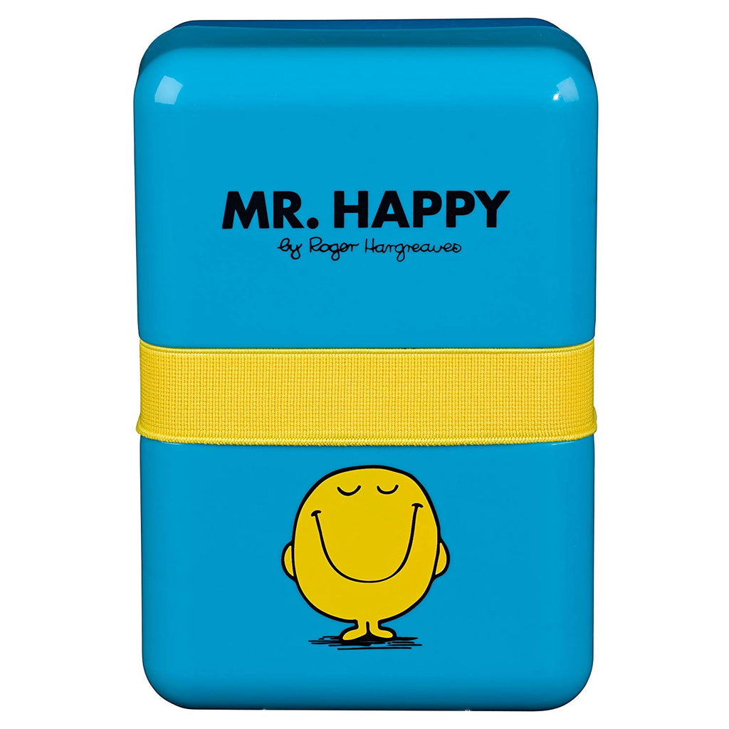 MR Men MR Happy Lunch Box