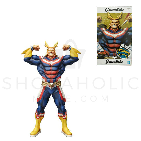 My Hero Academia: All Might Grandista Exclusive Lines Figure by Banpresto