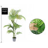 125cm Potted Artificial Areca Palm Home/Office Decor Fake Plant Indoor Flower