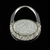 Rhinestone Bag Shaped Hand Bag Hook Hanger - 6 Colours