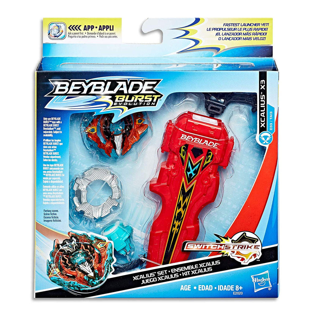 Beyblade Burst Evolution Xcalius Set