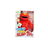 Sesame Street Tickle & Roll Elmo Talking Plush