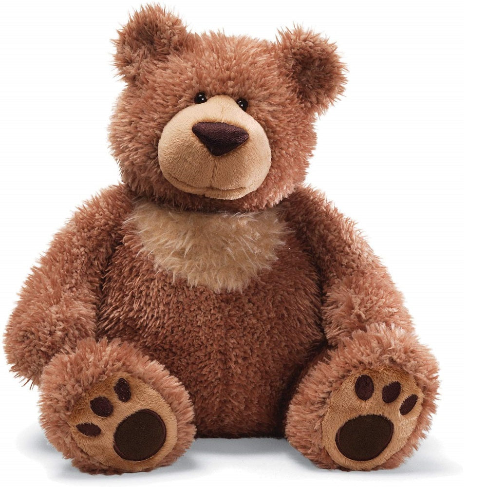 Gund Slumbers Brown Bear 43cm Plush