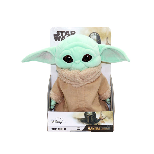Licensed Star Wars The Mandalorian The Child Baby Yoda Medium Plush Toy
