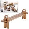 Ladelle Tapas Plank Serving Board 95cm Acacia Wood