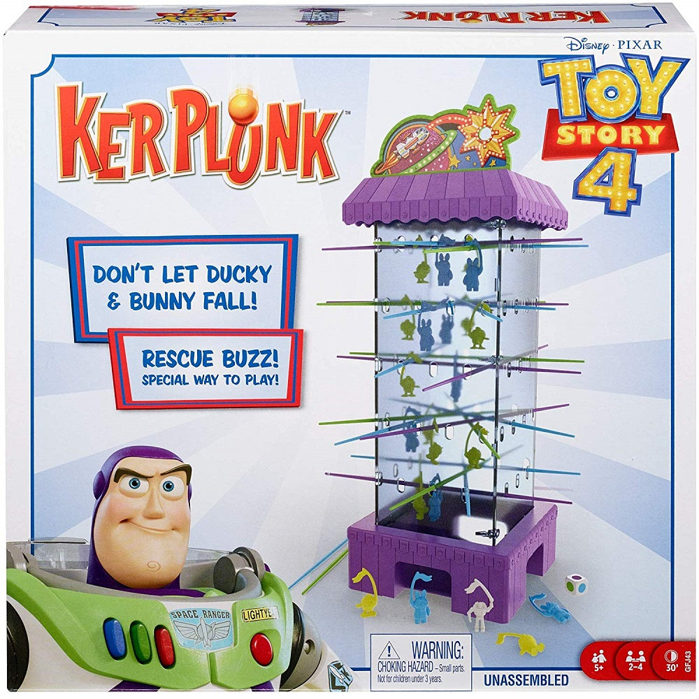 Mattel Games - Toy Story 4 - Kerplunk