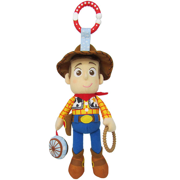 Disney Pixar Toy Story Woody On The Go Activity Toy 20cm