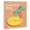 Sunnylife Pool Ring - Tropical Island 110 x 120 x 100cm