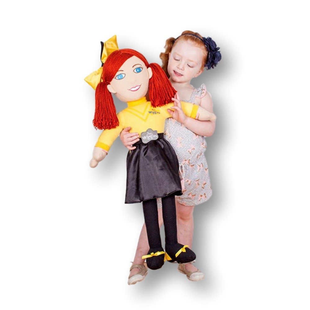 The Wiggles Emma Dance With Me Ballerina Doll 80cm Soft Doll